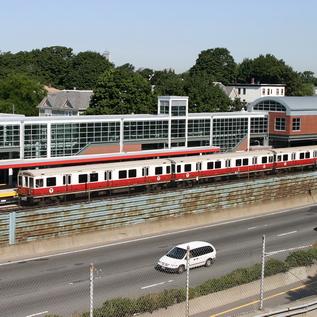 Savin Hill MBTA Station